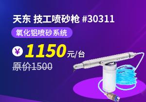 天东 技工喷砂枪 #30311
